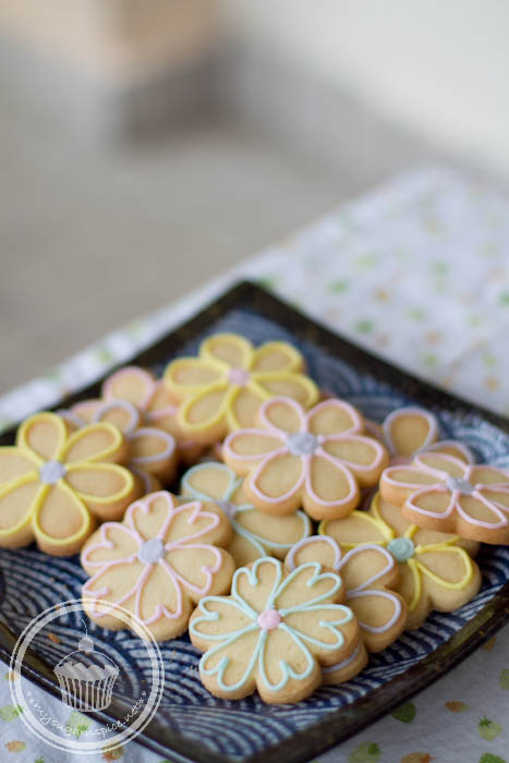 Flower Biscuit